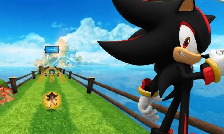تحميل لعبة سونيك داش Sonic Dash للكمبيوتر برابط مباشر
