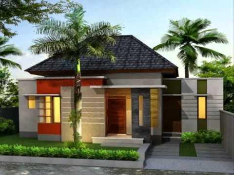 Desain Rumah Minimalis Modern 1 Lantai & 65 Desain Rumah Minimalis Modern 1 Lantai Terindah dan Terbaru Untuk ...