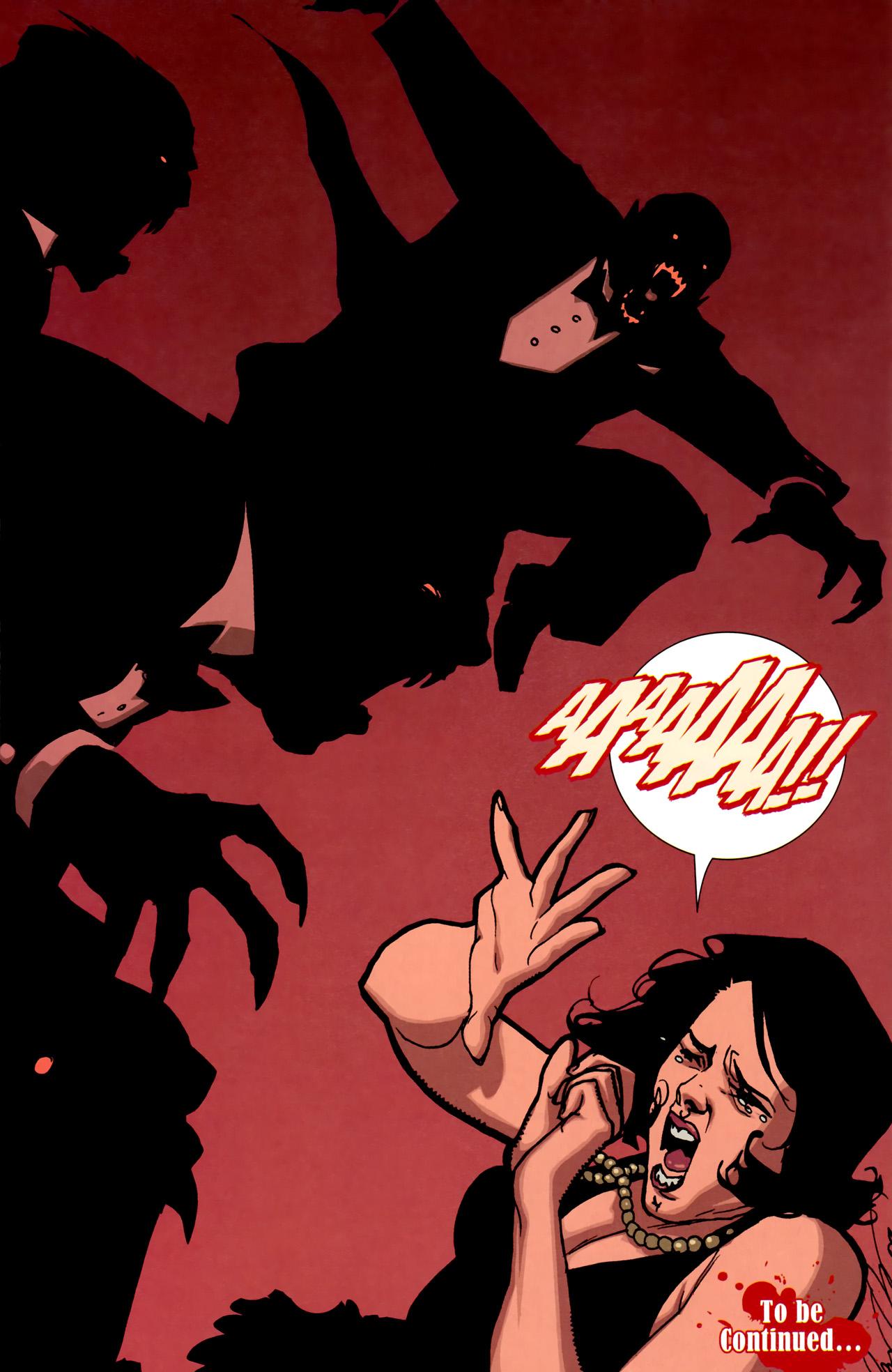Read online American Vampire comic -  Issue #1 - 18