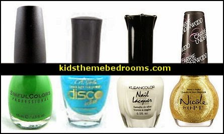 Kleancolor - L.A. Girl Disco Brites - Sinful Colors Professional nail polish - Nicole By Opi Nail polish