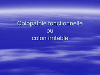 Colopathie fonctionnelle ou colon irritable .pdf