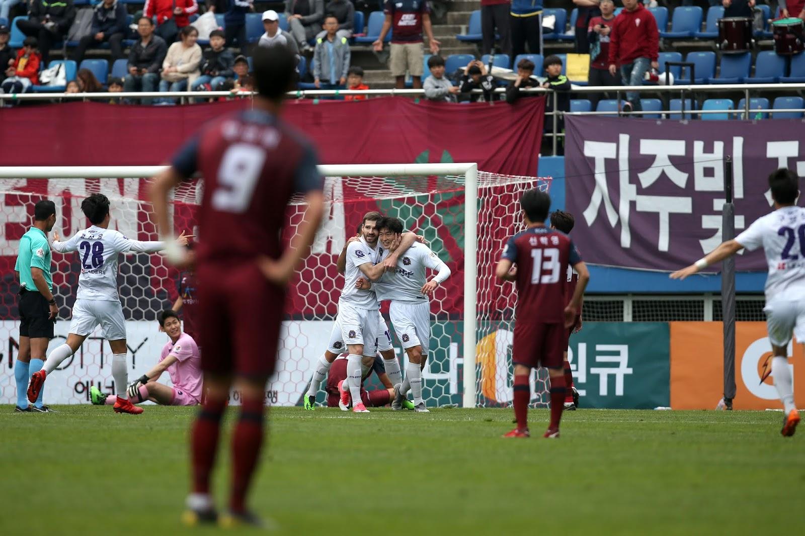 Preview: Daejeon Citizen vs Asan Mugunghwa K League 2 Round 9