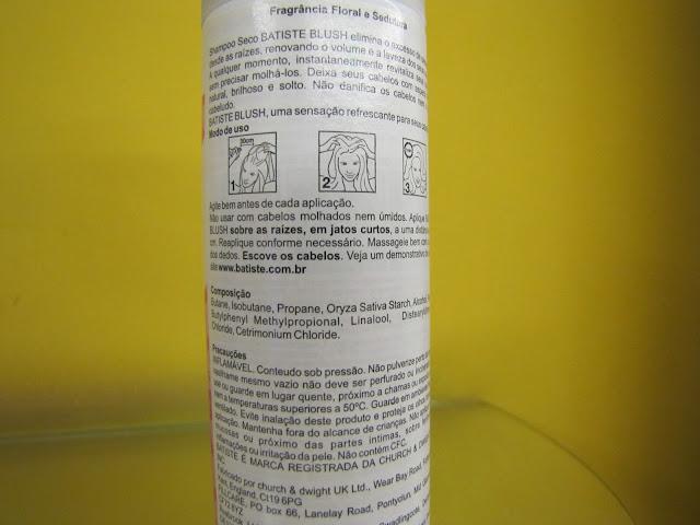 Batiste - Shampoo Seco