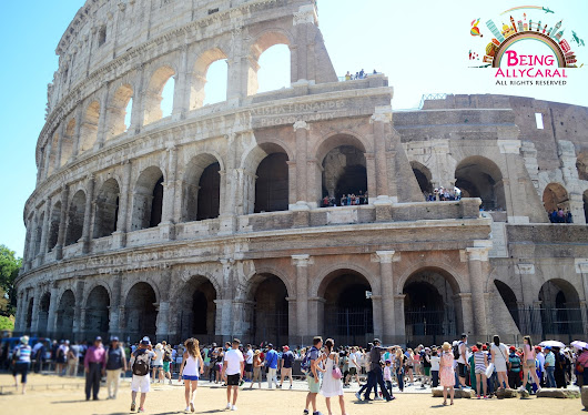 Destination Rome - The Colosseum