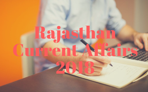 Current Affairs Rajasthan 200+ Important Questions With Solution