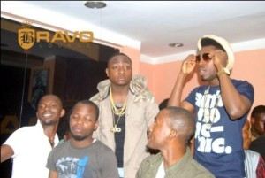 Davido Orezi - VIDEO: DAVIDO OFFICIALLY INTRODUCES OREZI TO HKN GANG