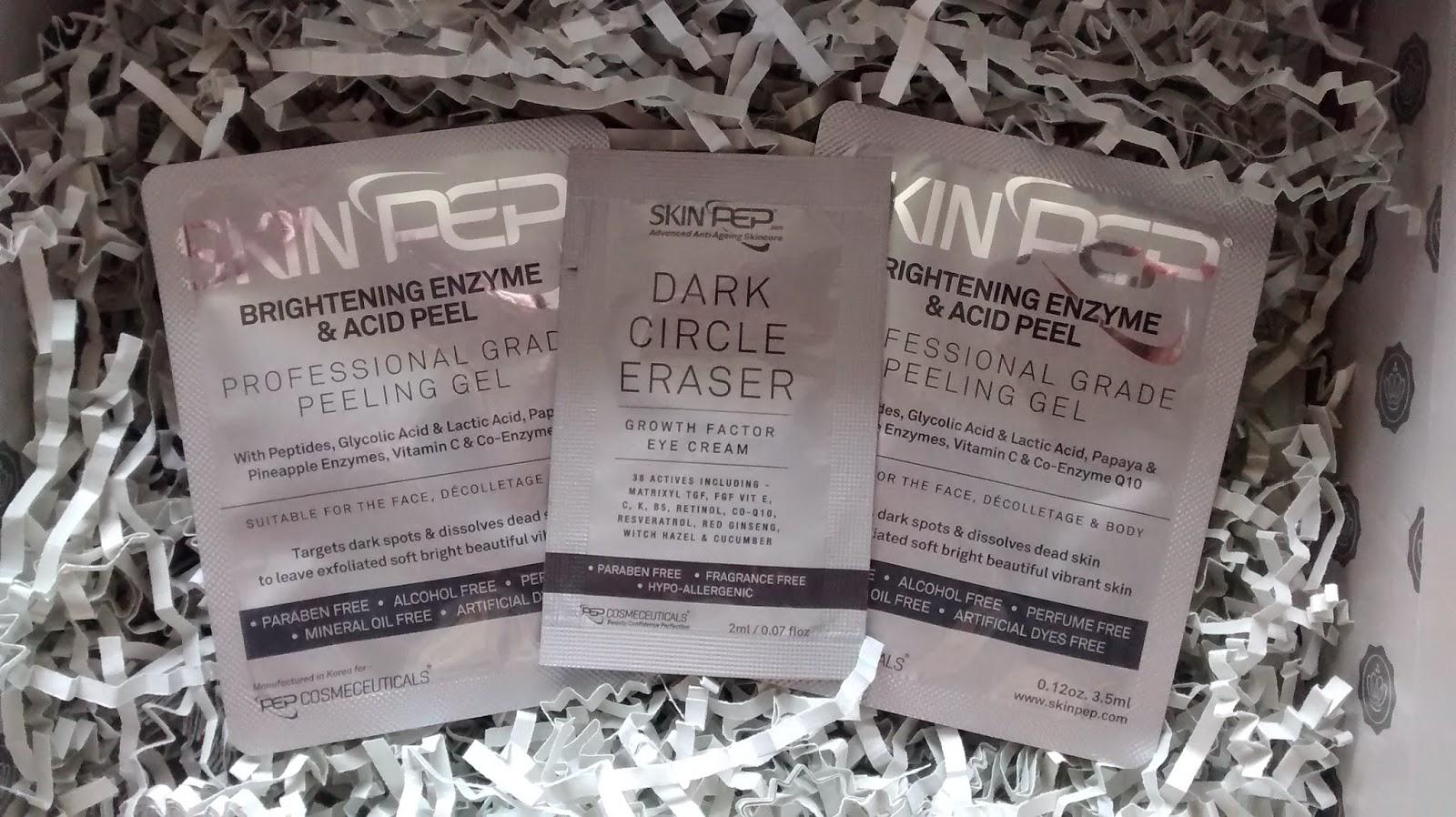 SkinPep Samples