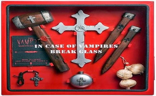 Kit anti Vampiros