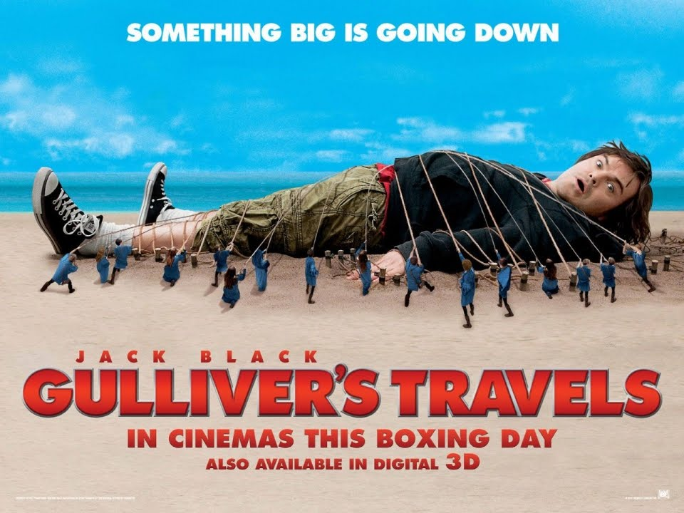 163aaa78fd4 Mariang Sinukuan Files: Movie review: Gulliver's Travels