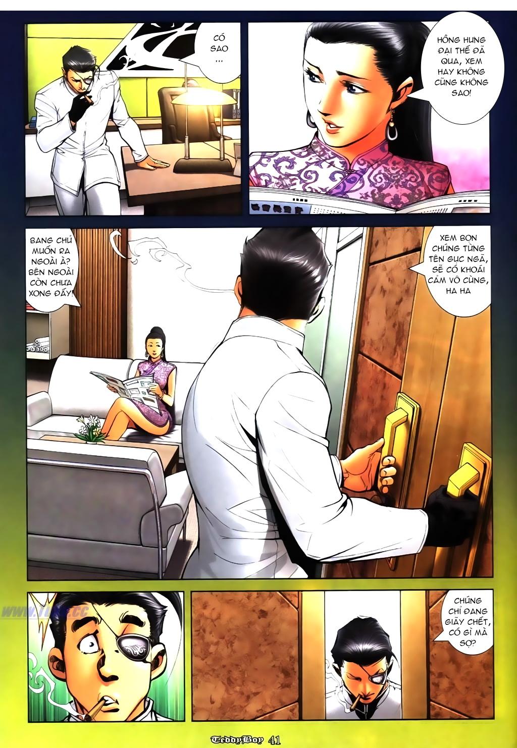 Người Trong Giang Hồ NetTruyen chap 1109 - Trang 25