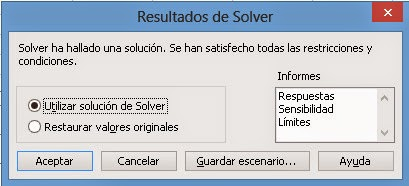 Divulgo, luego existo: Empleando SOLVER para cálculos de regresión ...