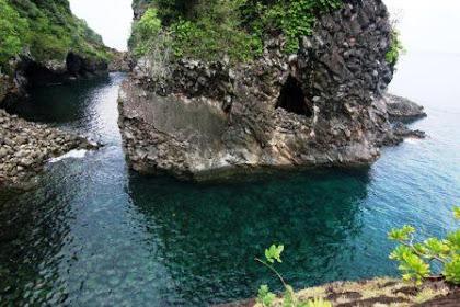 Destinasi Wisata Gua Sarang di Pulau Weh