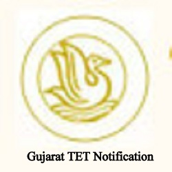 Gujarat TET Online Application Form Exam Notification Date