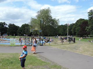 paddling pool common avenue southampton