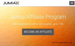 Jumia Affiliate Program Review