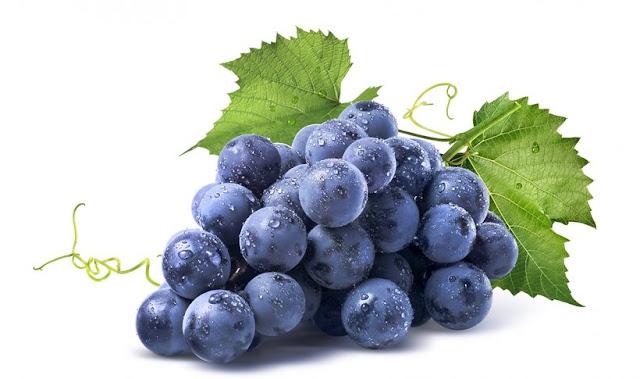 Korzyści dla zdrowia z jedzenia winogron