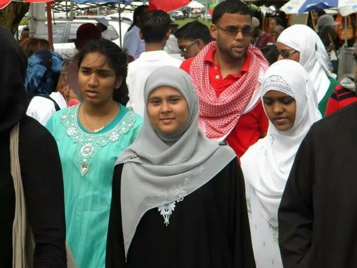 Dari Karakas, Islam Dikenal di Tanah Latin
