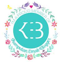 Anggota Kumpulan Emak2 Blogger
