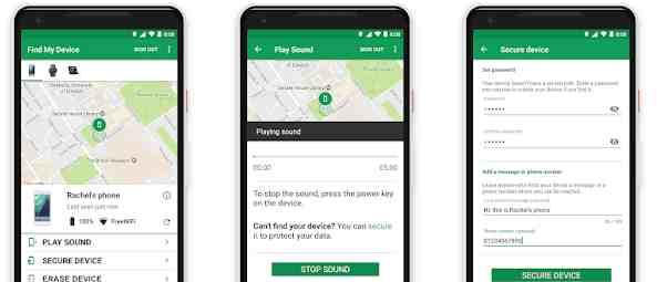 Apa itu Aplikasi Pengelola perangkat / Find My Device android ?