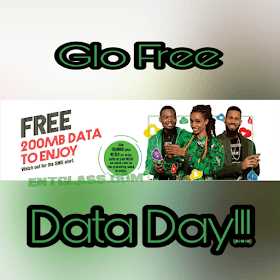 Glo Announced September 28 2017 as Free Data Day