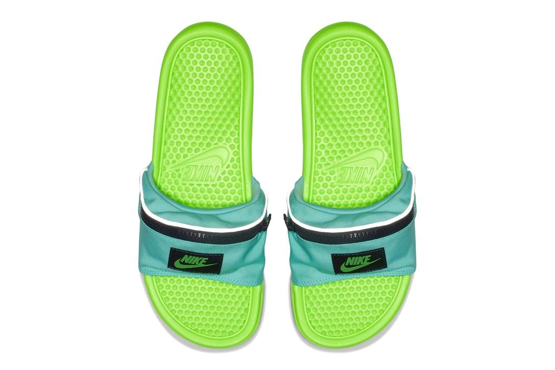 finest selection 99998 9eceb ... pochete foi a Nike – SIM. A marca esportiva trouxe uma linha de  sandálias-pochetes que deixou os fashionistas divididos, onde uns amaram a  novidade e ...