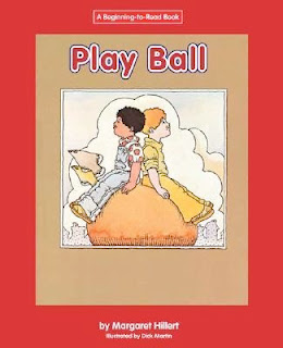 bookcover of PLAY BALL by Margaret Hillert