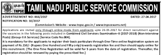 tnpsc-group-2a-notification-2017-for-1953-vacancies-www-tngovernmentjobs-in