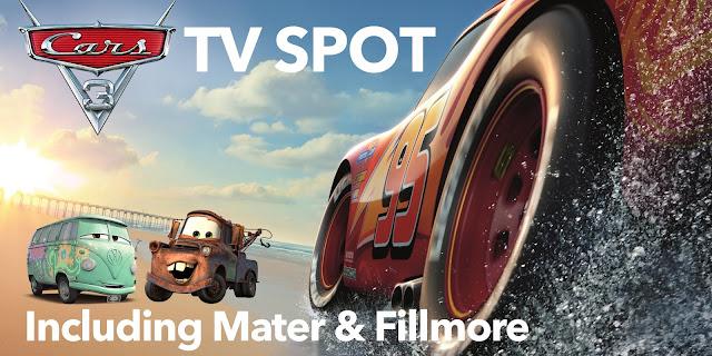 Cars 3 TV Spot