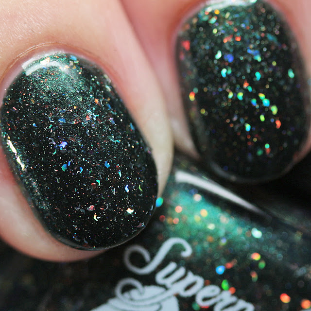 Supernatural Lacquer Wrath of the Heavens