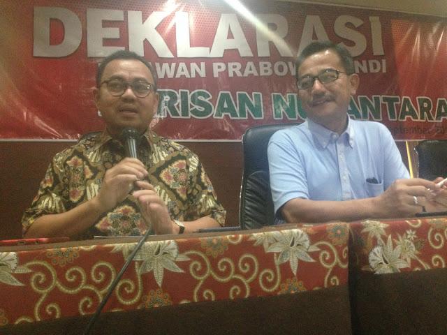 Dua Eks Menteri Jokowi Jadi Komandan Debat Prabowo-Sandi