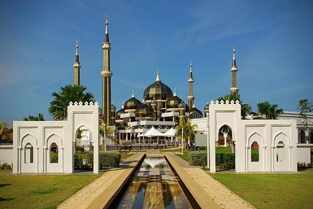 Masjid Crystal, Malaysia