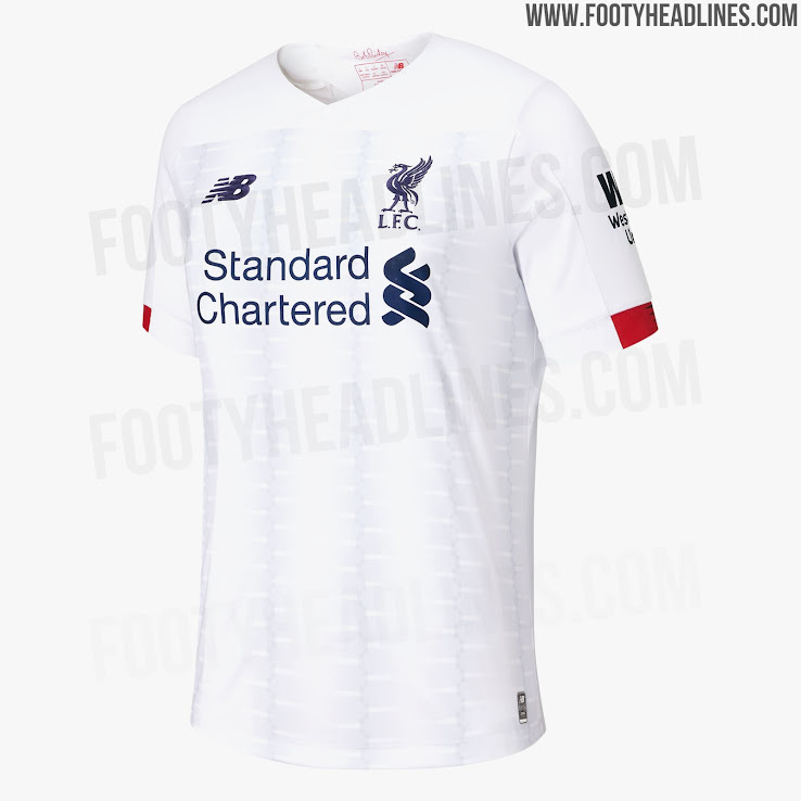 best cheap 29217 2af09 Liverpool 19-20 Away Kit Released - Footy Headlines