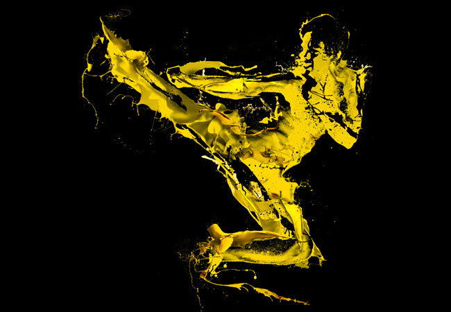 Zerobriant aka Anthony Brian Villafuerte - Bruce Lee art DesignByHumans