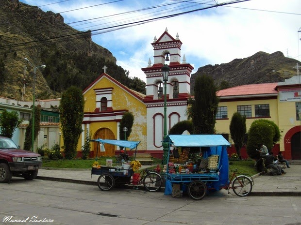 Huancavelica, Iglesia San Juan de Dios