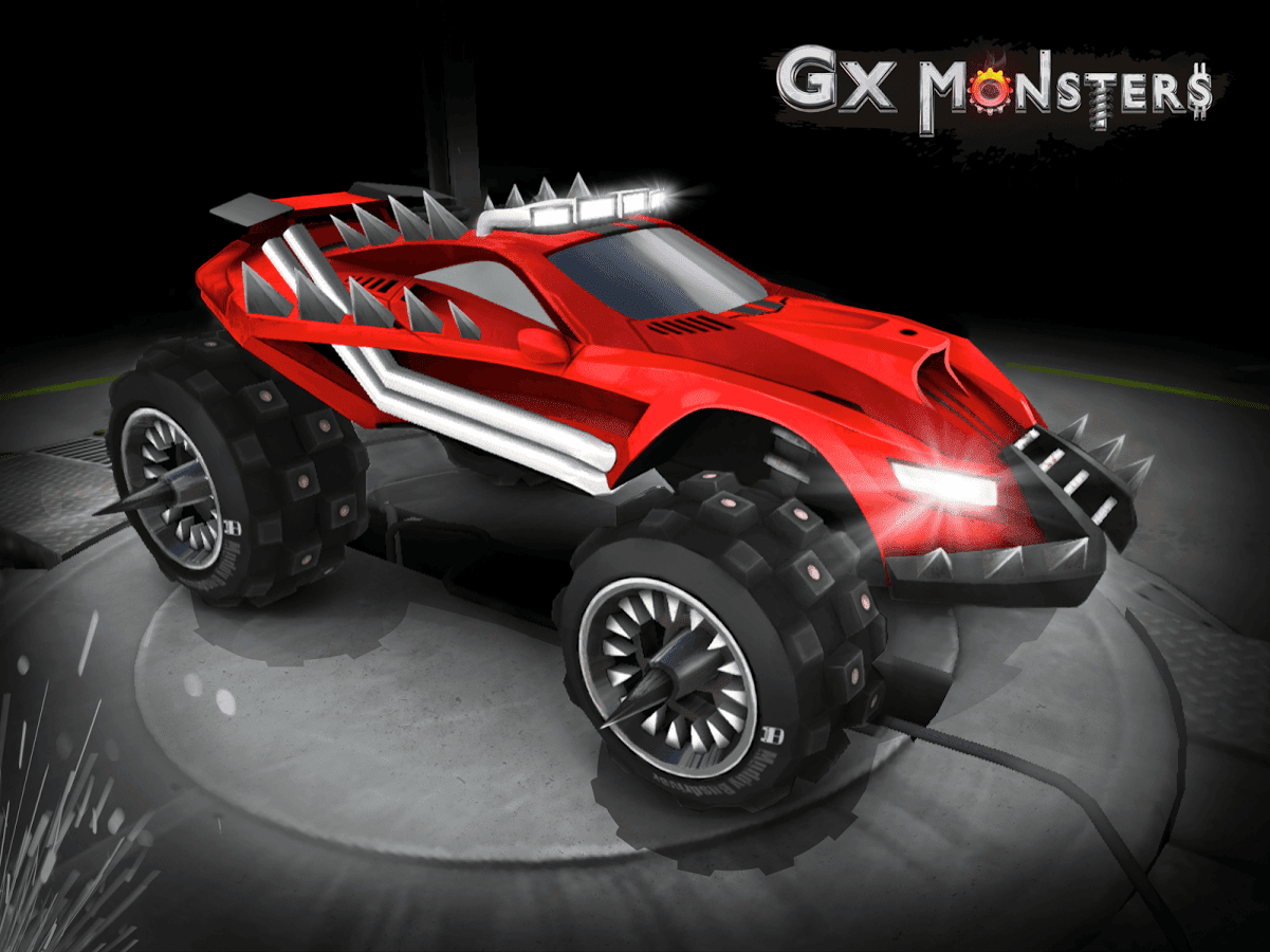 GX Monsters MOD APK Terbaru