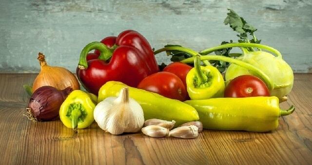 Besin değeri yüksek gıdalar