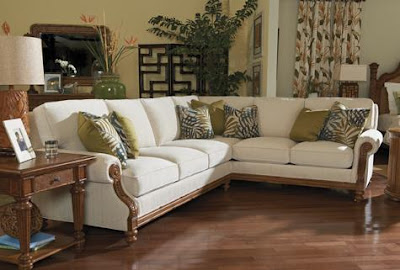 Island Estate West Shore Sectional Couch