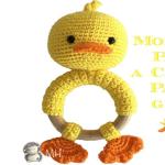 http://www.artedetei.com/2017/08/mordedor-patito-crochet-videotutorial.html
