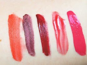 My Lipstick Collection || Part 1