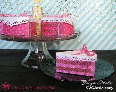 Happy Birthday Tanya Frosen Chocolate Cake