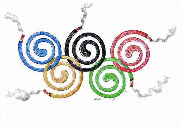 логотип игр РИО 2016