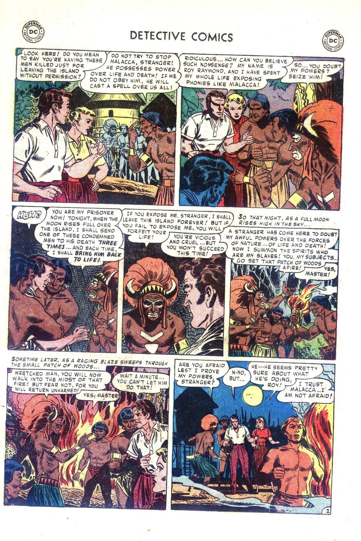 Read online Detective Comics (1937) comic -  Issue #188 - 26