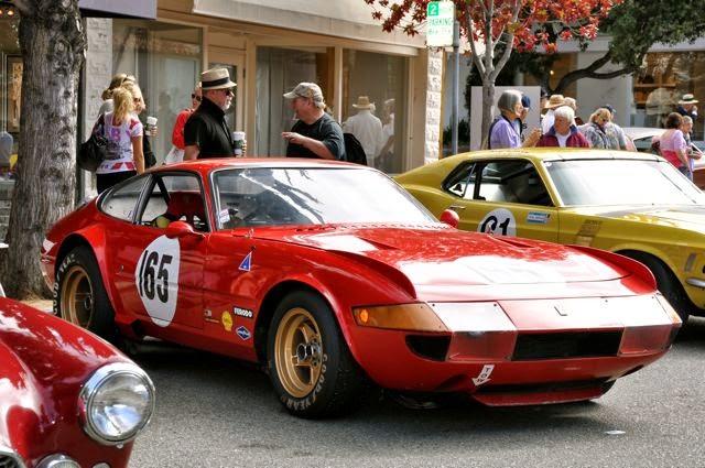Monterey Car Week, Tuesday Aug  11,2014   World Traveling