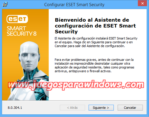 ESET Smart Security v8.0.304.1