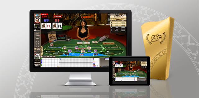 Agen Judi AG Casino
