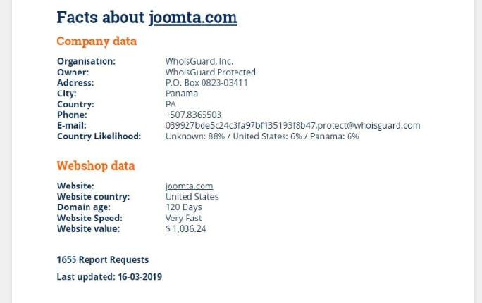 Joomta Review: Is Joomta Real or Scam? - Majorstech