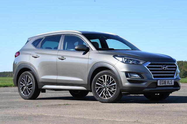 Hyundai Tucson 48v 2018
