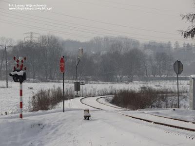 Linia kolejowa do Balic