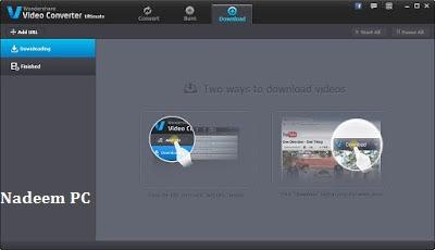 Wondershare Video Converter Ultimate Crack Download