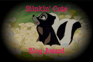 Blog Award From Lisa #5095